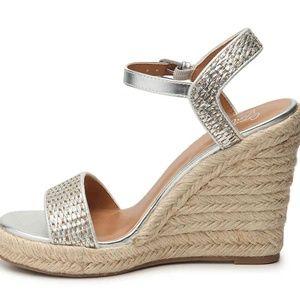 c33639dea47 Crown Vintage Shoes - NIB Crown Vintage Vediccity Wedge Sandal